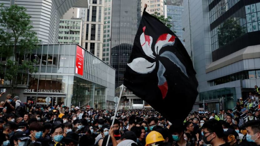 China rejects US lawmaker's comments on Hong Kong protests, human rights
