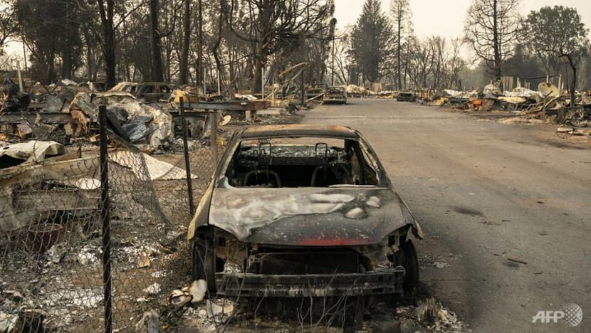 About 500,000 people evacuated in Oregon as wildfires rage