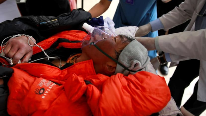 Singapore-based Malaysian doctor in critical condition after 'miracle' rescue from Nepal mountain