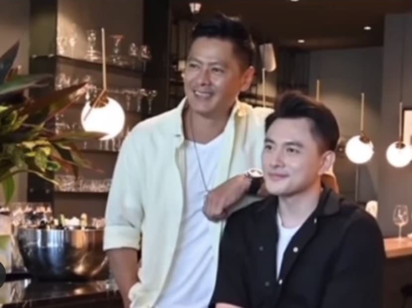 Shane Pow went through 'lowest point' serving time; joins Li Nanxing's agency