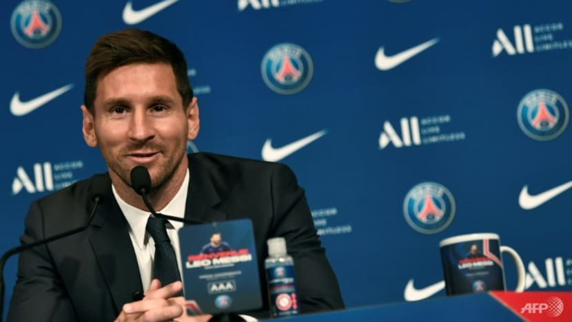 Football: Messi dreams of delivering elusive Champions League crown for PSG