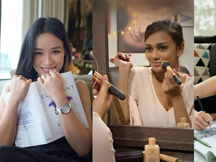 Zoe Tay, Rebecca Lim and more reveal their circuit breaker beauty secrets