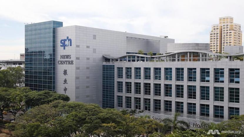 SPH to restructure media business into not-for-profit entity amid falling revenue