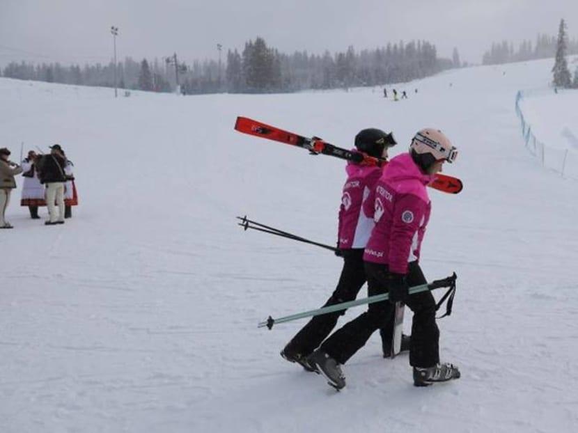 Warsaw filmgoers, skiers rejoice as restrictions lift
