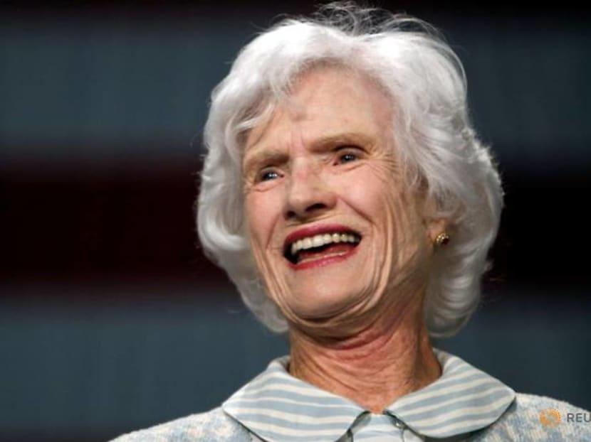 Roberta McCain, mother of late 'maverick' Senator John McCain, dies at 108