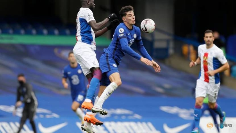 Football: Chelsea hammer Crystal Palace 4-0 in second half onslaught