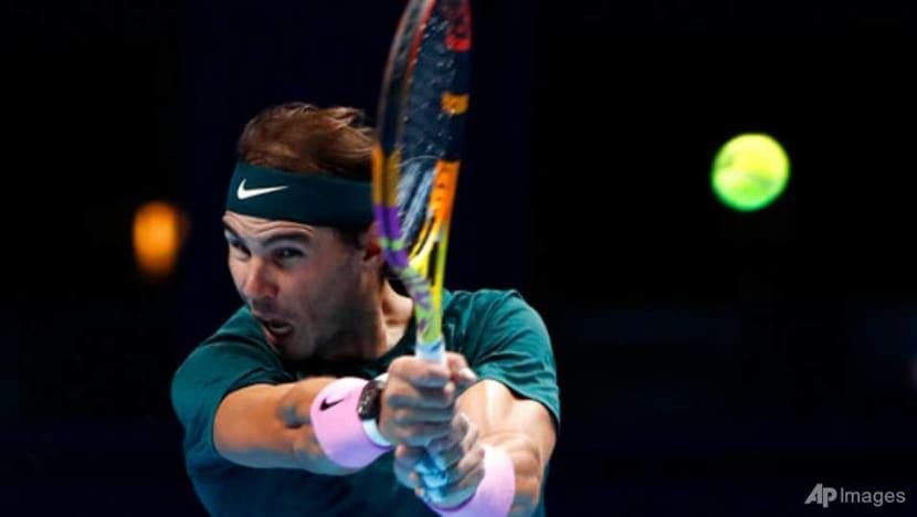 Tennis: Nadal overpowers Tsitsipas to reach ATP semis
