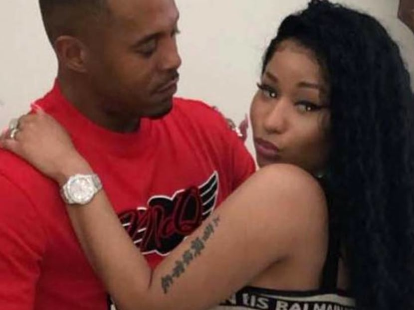 Nicki Minaj's new boyfriend is allegedly a registered sex offender and convicted killer