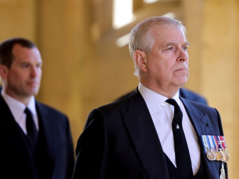 Prince Andrew has been served with sex abuse accuser Giuffre's lawsuit: Court filing