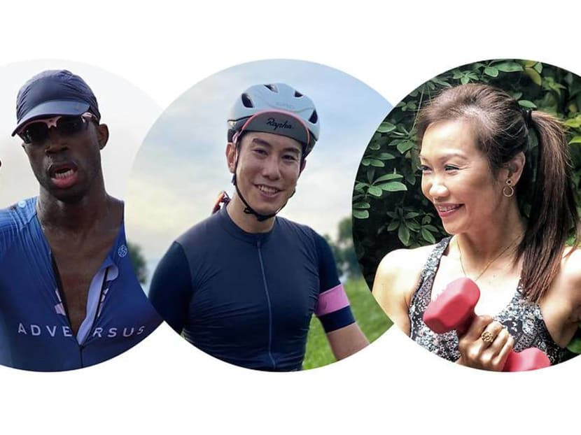 Top fitness tips from Singapore's successful entrepreneurs and company chiefs