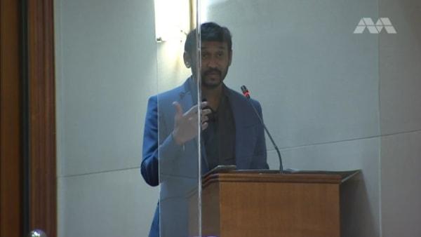 Raj Joshua Thomas on Private Security Industry (Amendment) Bill