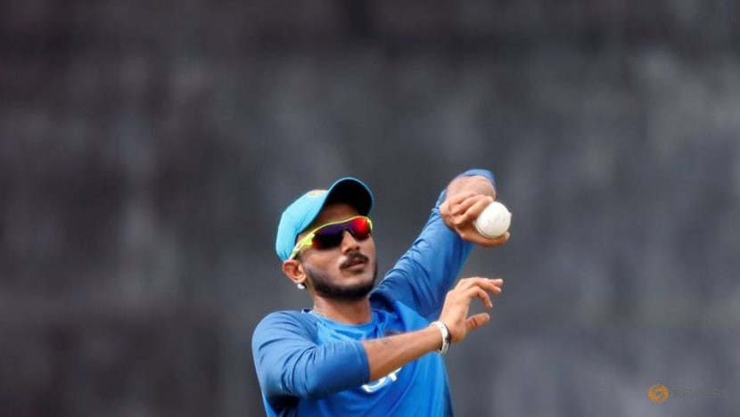 Patel, Rohit put India on top in pink-ball test against England
