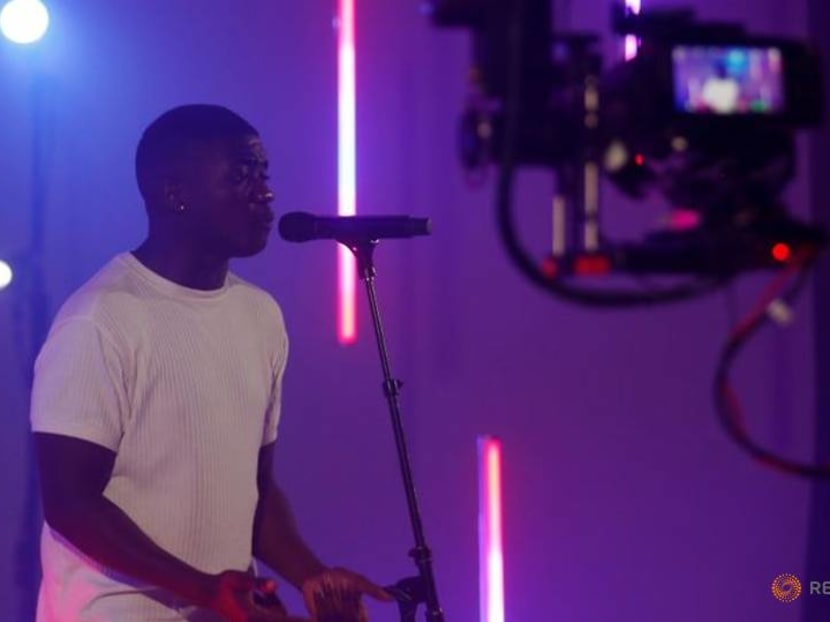 Music, marching and now a movie: How a young Black artist is pushing for justice in America