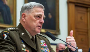 Top US general confirms 'very concerning' Chinese hypersonic weapons test