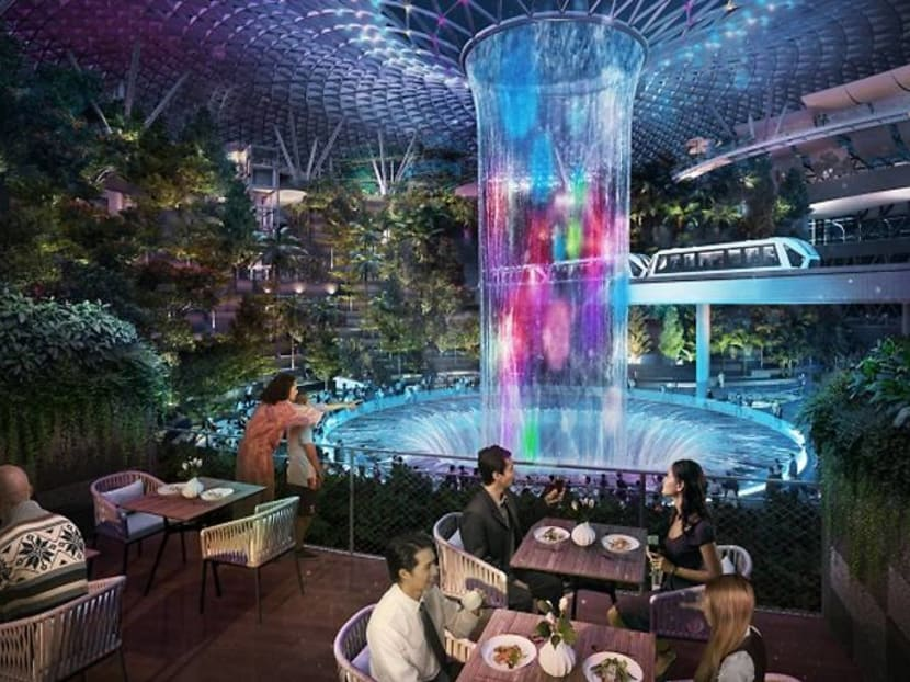 Jewel Changi Airport tenants to include A&W, Pokemon, Shaw Theatres