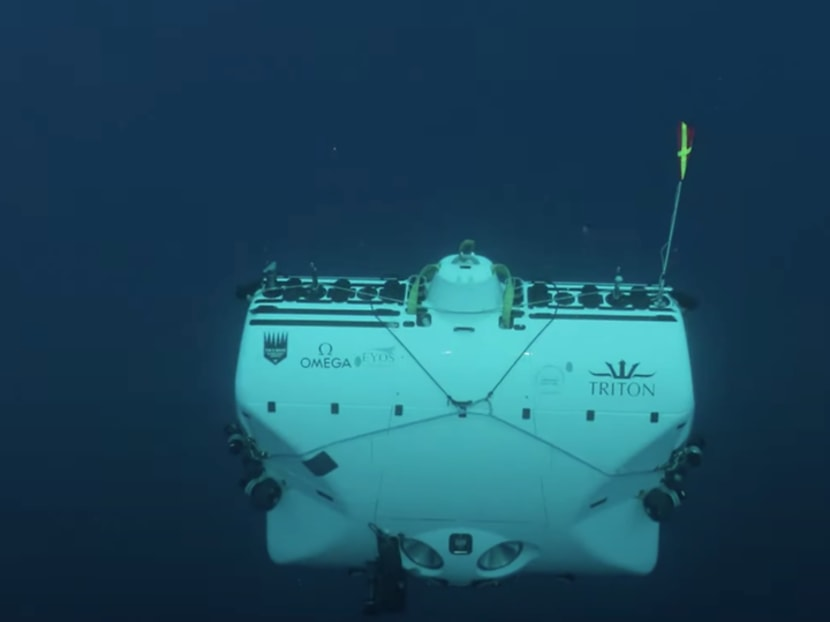 Filipino scientist takes first ever journey to third deepest ocean trench on Earth, finds plastic