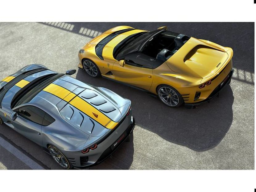 Ferrari's latest limited-edition supercar costs S$2.3m… but you can't buy one