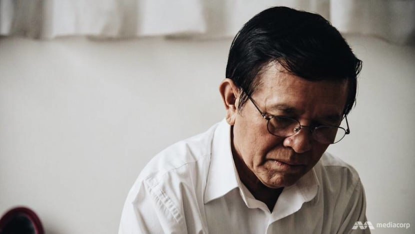 Cambodia tells US to back off after charging opposition leader