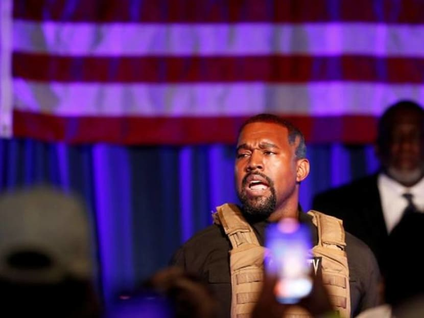 Kanye West notches about 60,000 votes, hints at 2024 White House bid