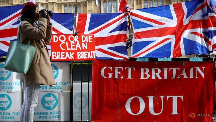 Commentary: Out from the ashes of Brexit, the UK emerges into a brave new world