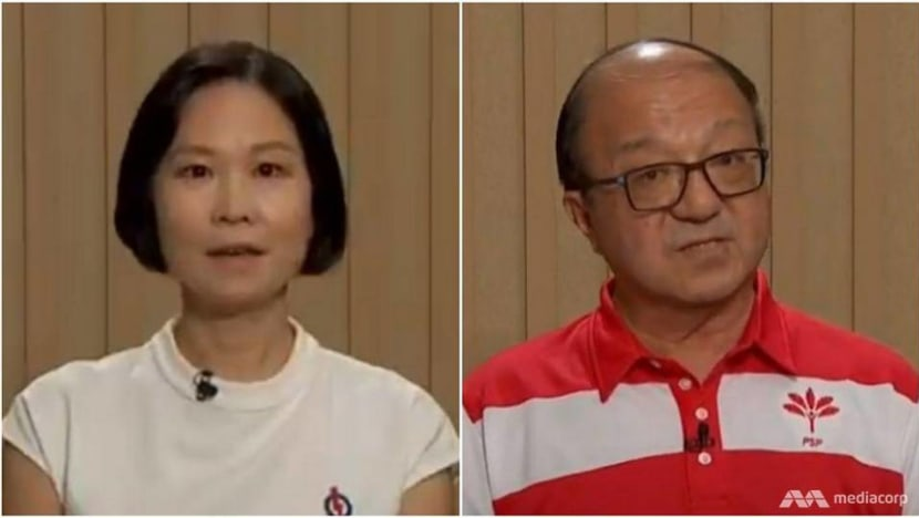 GE2020: In Marymount, PAP candidate brings SAF experience to the table; PSP wants Singaporeans to be happy, not just wealthy
