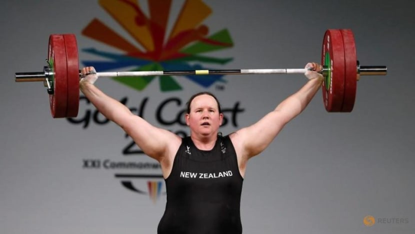 Olympics-NZ weightlifter Hubbard to become first transgender athlete to compete at Games