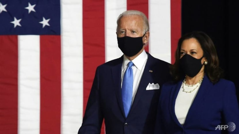 Biden campaign raises US$48 million in 48 hours after naming Kamala Harris as vice-president choice