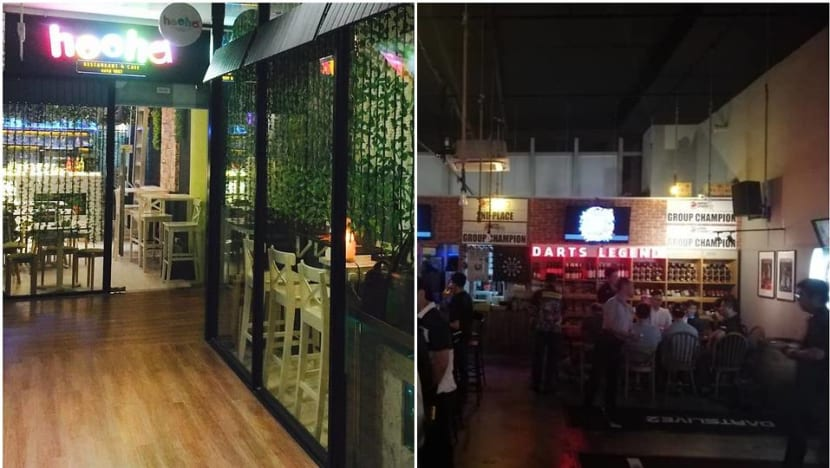 Two establishments ordered to close, 2 others fined for breaching COVID-19 measures