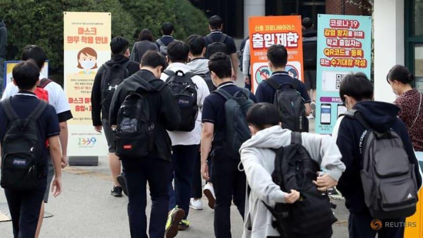 South Korea kicks off special anti-COVID-19 period ahead of college entrance exam