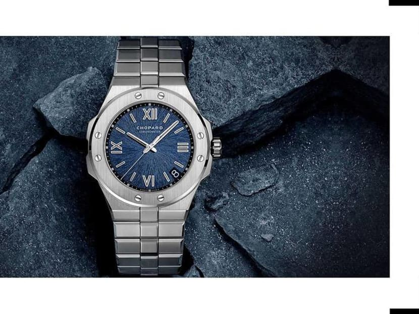How an 80s icon – Chopard's sporty yet elegant St Moritz watch – was reborn