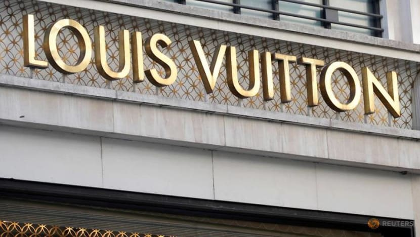 LVMH shares rise after fashion group reports solid fourth-quarter results