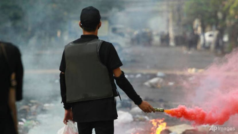 UN condemns violence against Myanmar protesters and deaths