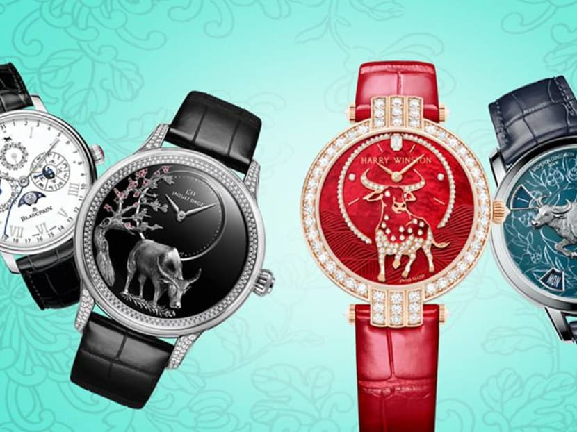 No bull: Here are the best Chinese New Year timepieces for 2021