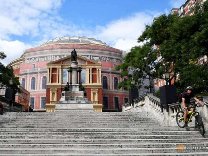 Mick Jagger narrates tribute film for Royal Albert Hall's 150th year