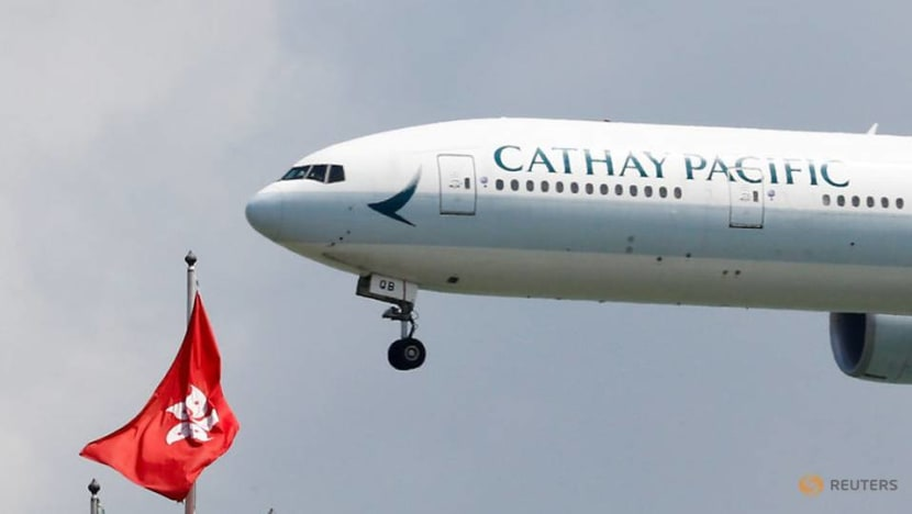Cathay Pacific asks 27,000 employees to take unpaid leave as coronavirus outbreak hit demand