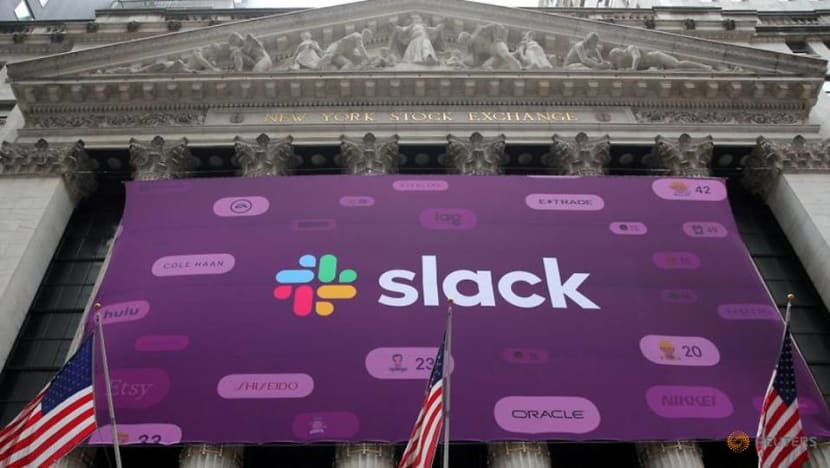 Salesforce in talks to acquire workplace app Slack