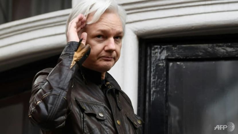 British court finds Assange guilty of breaching bail