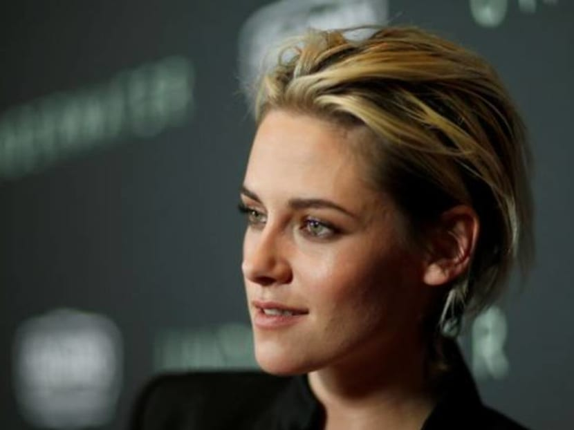 First photo of actress Kristen Stewart as Princess Diana in upcoming movie