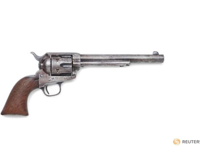 Gun that killed US outlaw Billy the Kid to be sold