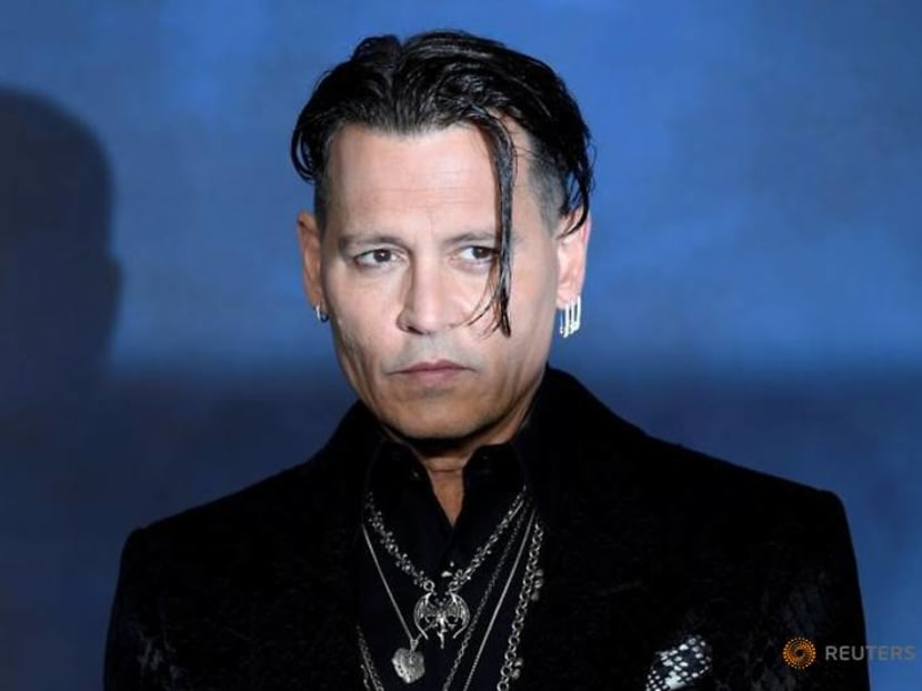 Johnny Depp is out of Fantastic Beasts after losing 'wife beater' case