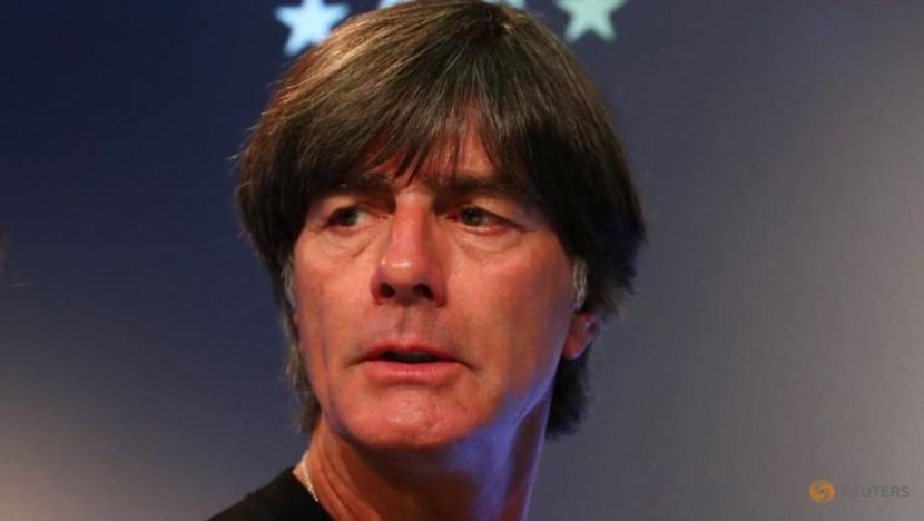 Germany coach Loew to leave a year early after summer Euros tournament