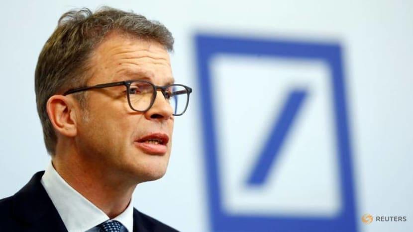 Exclusive: Regulators press Deutsche Bank CEO to drop investment bank role - sources