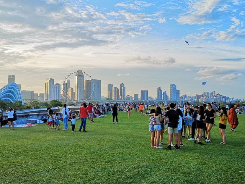 Marina Barrage celebrates 10th anniversary with carnival featuring live performances, fireworks