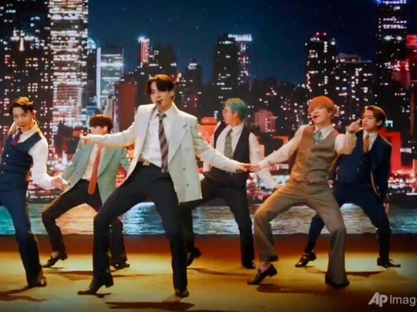 K-pop group BTS to release second English single, Butter, in May