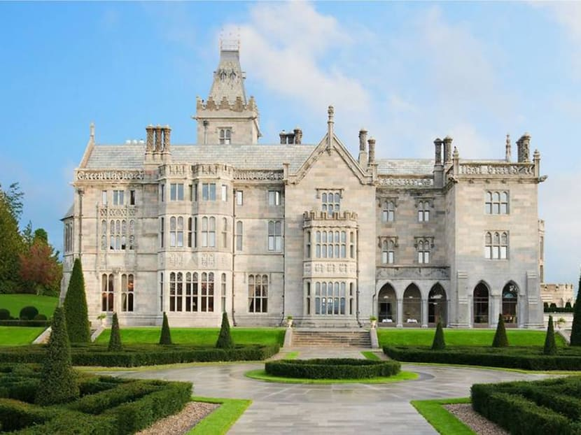 What's it like to stay in an Irish castle? We check into the Adare Manor