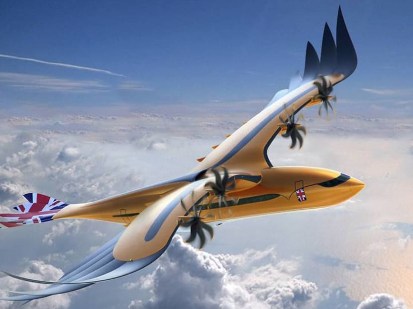 Electric aircraft and 'bird of prey' planes: What will the future of flying look like?