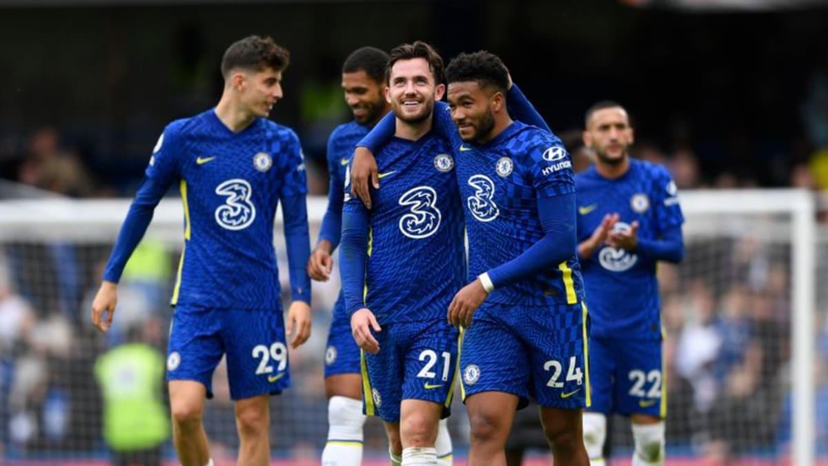 Chelsea run riot against Norwich, Everton implode versus Watford