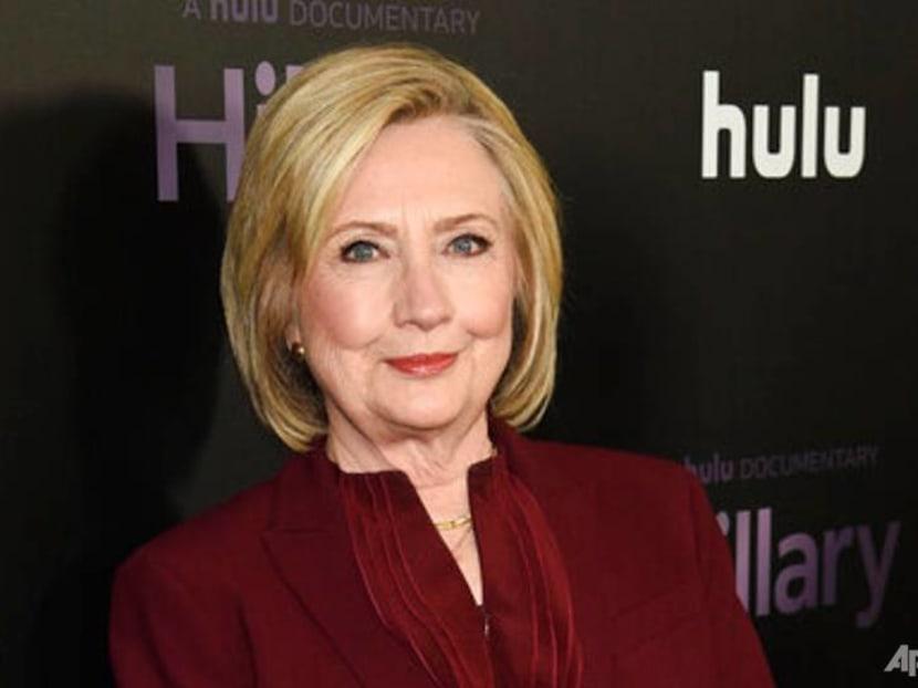 Hillary Clinton co-writing mystery novel with plot involving a secretary of state