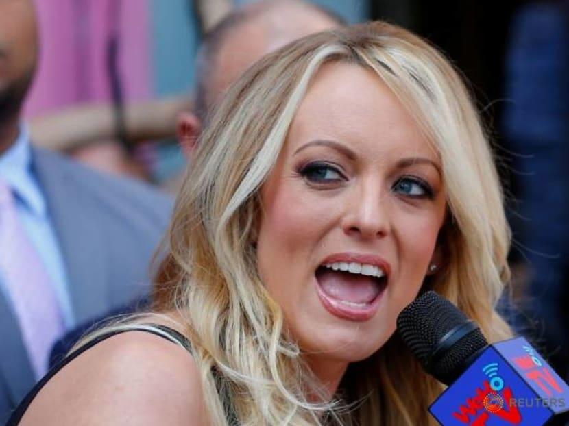 US Supreme Court rebuffs porn star Stormy Daniels's bid to revive suit against Trump