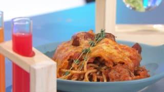 《科学食验事》食谱:芝士焗烤意大利面